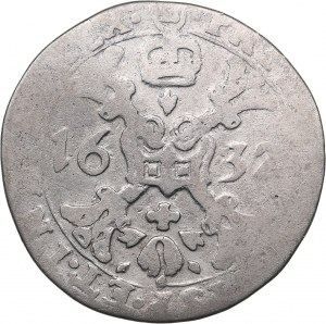 Luxembourg 1/4 patagon 1632
