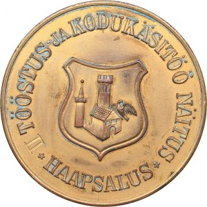 Estonia medal II Industry and home craft exhibition in Haapsalu 7.08.1934