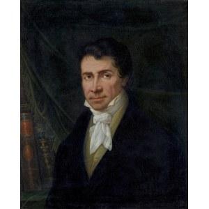 Brodowski Józef, PORTRET MAKSYMILIANA WANIEWICZA, 1828