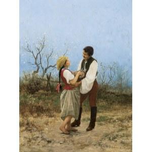 Streitt Franciszek, ZALOTY, 1886
