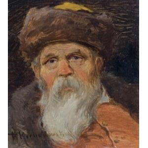 Kochanowski Roman, PORTRET SZLACHCICA, OK. 1905