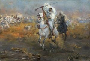 Wierusz-Kowalski Alfred, BEDUINI, PO 1903