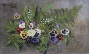 Czynciel Celestyn, BUKIET KWIATÓW, 1902
