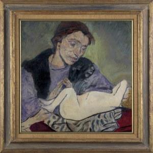 Muter Mela (Melania Mutermilch), MACIERZYŃSTWO, OK. 1914