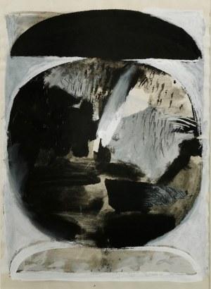 Jan BERDYSZAK (1934-2014), Kompozycja kół, 1963