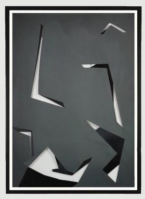 Jan BERDYSZAK (1934-2014), Aprés passe-partout, 2003