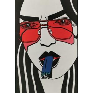 Adriana ZAWADZKA (ur. 1991), Pass the lighter