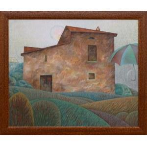 Serge VASILENDIUC (ur. 1972), Roscigno, Via Pecori, 2010