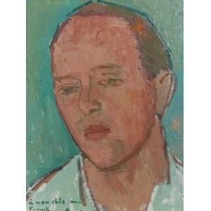 Zygmunt LANDAU (1898-1962), Franck - Portret mężczyzny