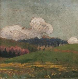 Antoni BARTKOWSKI (1891-1974), Południe w Maxbergu (Czechy)