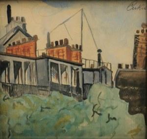 Aniela CUKIERÓWNA (1900-1944), Dachy