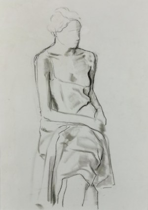 Leopold GOTTLIEB (1879-1934) - ?, Studium postaci