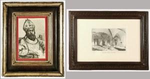 Jan MATEJKO (1838 -1893), Para drzeworytów