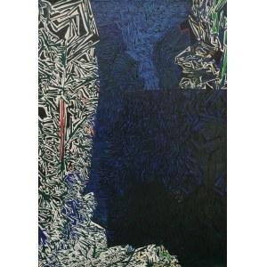 Andrzej Fogtt (ur. 1950), Genesis, z cyklu Żywioły, 1985