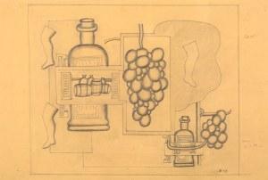 Marek WŁODARSKI, Winogrona i przedmioty, 1929