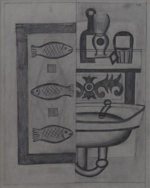 Marek WŁODARSKI, Ryby i przedmioty, 1927