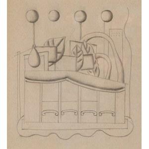 Marek WŁODARSKI, Balustrada, ok. 1927