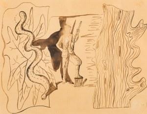 Marek WŁODARSKI (1898 - 1960), Myśliwy, 1929
