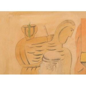 Marek WŁODARSKI (1898 - 1960), Trzy postacie, ok. 1929