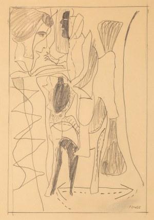 Marek WŁODARSKI (1898 - 1960), Pożegnanie żołnierza, 1931