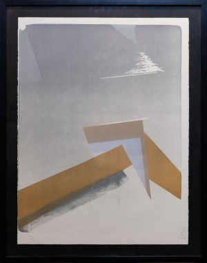 Jan Berdyszak, Projekt wyobrażeń III, 1990