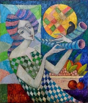 Jan Bonawentura, Księżycowa dziewczyna, 2021