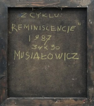 Henryk Musiałowicz, Z cyklu