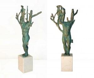 Sylwia Caban, Drzewo I, 1/1, 2021