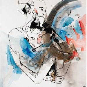 Katarzyna Sołtys-Kassol Art, bez tytułu, 2021