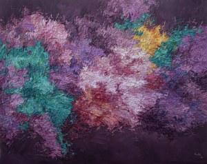 Olena Horhol, Flowering 30, 2020