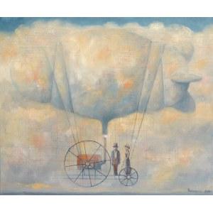 Grzegorz Radziewicz, Atlas chmur, 2019