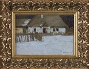 Bronisława Rychter-Janowska, Dom zimą