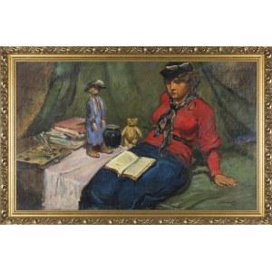 Stefan Brzozowski, Portret dziewczyny