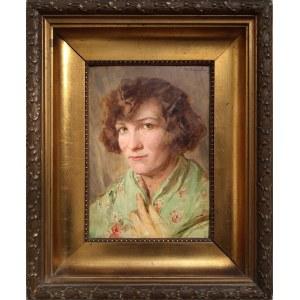 Kazimierz Pochwalski, Portret kobiety