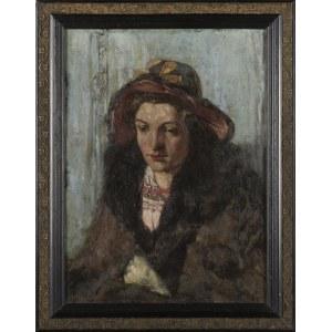 Ludwik Stasiak, Portret kobiety