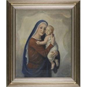 Józef Unierzyski, Madonna z Dzieciątkiem