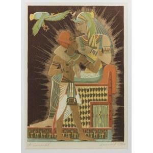 Aleksander Laszenko, Izyda i Horus