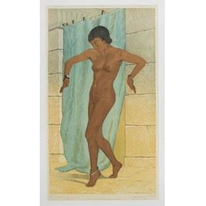 Aleksander Laszenko, Kobieta wychodząca z kąpieli