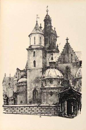 Jan Kanty GUMOWSKI (1883-1946), Katedra na Wawelu, 1926