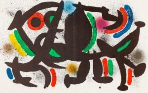 Joan MIRÓ (1893-1983), Kompozycja VIII, 1972