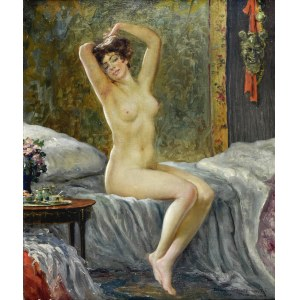 Leonard WINTEROWSKI (1868-1927), Akt, 1919