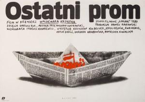 Andrzej Budek, Ostatni prom, 1989