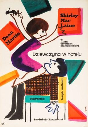 Jerzy Flisak, Dziewczyna w Hotelu, 1963
