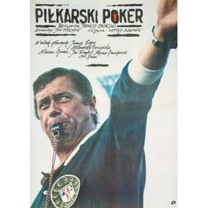 Andrzej Pągowski, Piłkarski poker, 1989