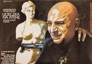 Marek Płoza-Doliński, Ucieczka na Atenę, 1980