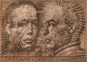 Franciszek Starowieyski, Plakaty z kolekcji K. Dydo