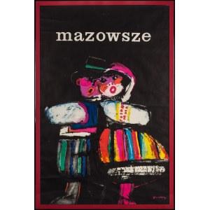 Waldemar Świerzy, Mazowsze, 1961