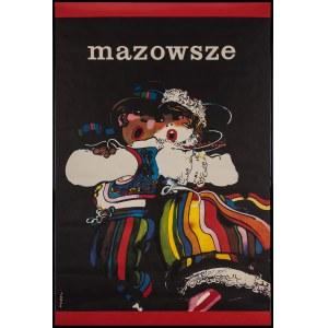 Waldemar Świerzy, Mazowsze