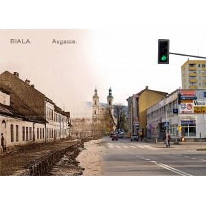 Mateusz Taranowski, REMINISCENCJE BIELSKIE: BIAŁA - UL. STOJAŁOWSKIEGO (KOŚCIÓŁ W BIAŁEJ) 2009