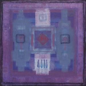 Ilona Krzyżanowska, Silence road, 2021